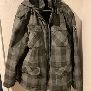 Men's billabong snowboard/ski jacket